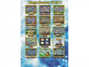 IGROSOFT 15 IN 1 ( Multigame )