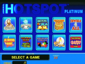 Hot Spot Platinium 10 IN 1