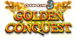 Ocean King 3 Golden Conquest